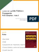 Paulo AulaOPP3 PUC-Campinas 2006-08-22