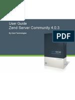 Zend Server Ce Reference Manual v403 100203003717 Phpapp02