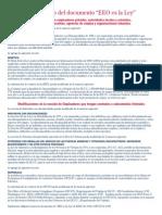 Federal - Equal Employment Opportunity (Espanol)