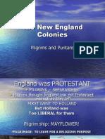 Pilgrims and Puritans 2010