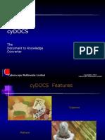 CyDocs Presentation