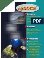 CYDOCS Brochure