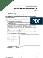 Fundamentos de Diseño WEB