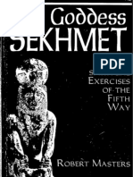 Robert Masters - The Goddess Sekhmet, Psycho-Spiritual Exercises of the 5th Way