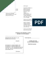 Helsinn Healthcare et. al. v. Dr. Reddy's Laboratories et. al.