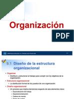 CAPITULO 9 Estructura y Diseno Organizacional