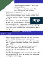 True or False Questions Linear Algebra2