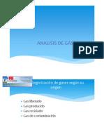 Analisis de Gases i