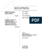 Washington County Reassessment Amicus Curiae Brief filed by State Rep. Jesse White