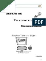 GESTÃO DE TELECENTROS