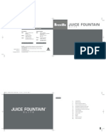 Breville Juice Fountain Elite 800JEXL