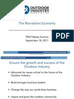 The Recreation Economy