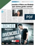 Entrevista María Teresa Dova