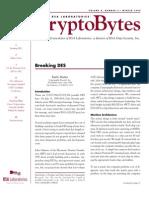 Cryptobytes