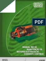 MANUTENÇÃO DE MOTORES ELÉTRICOS CORRENTE CONTÍNUA