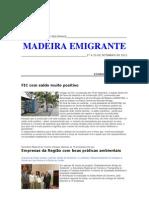 Madeira Emigrante de 17 a 23 de Setembro
