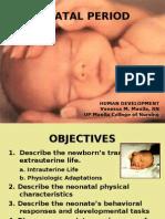 The Neonatal Period (N2)