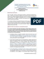 La Agenda Descentralista Municipal 2011 - 2016