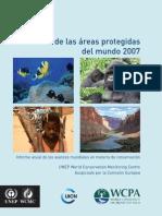 estado de las áreas protegidas del mundo 2007