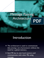 Slide05-Message Passing Architecture