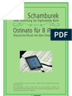 Ostinato für 8 iPods (iPhone/iPad) - by DigiEnsemble Berlin