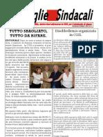Battaglie sindacali n°3 ottobre 2011