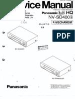 NV-SD400 K mec