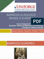 Barroco Rococo