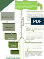 Mapa Conceptual de Los 5 Paradigm As de Colby (1990)