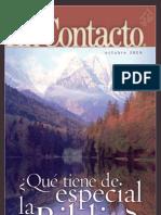Revista - En Contacto (Octubre 2008)