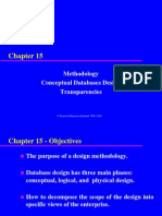DataBase Ch15