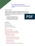 Objetivos principales (1)