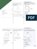 Trigonometry Module