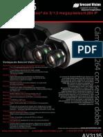 Arecont Vision AV3135 Spanish EU 12.9
