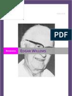 15227412 Edgar Willems Biografia e Obra