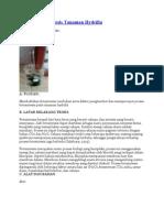 Laporan Fotosintesis Tanaman Hydrilla [2]