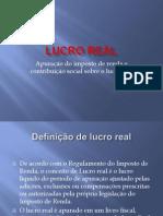 Lucro Real 2003 Cozini