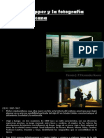 Hopper y la fotografía norteamericana