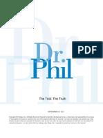 Casey Anthony - Dr. Phil Interview Part 3 Transcript