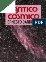 59210426 Cardenal Ernesto Cantico Cosmico