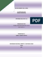 Reconocimiento Del Curso PDF