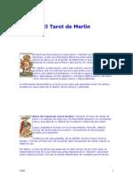 Anon - El Tarot de Merlin