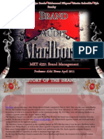 Marlboro Brand Audit