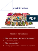 7.1 Market Structure