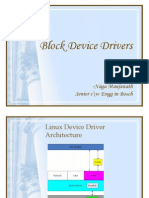 Block Device Driver
