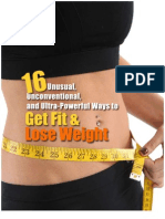 Weight Loss Special Report