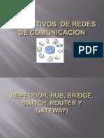 Dispositivos de Redes de Comunicacion