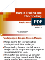 H3 Margin Short Selling