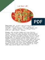 30 Side Dish Types