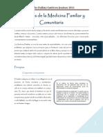Principios y Dimensiones Medicina Familiar y Comunitaria